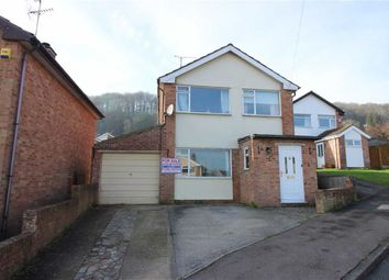 Thumbnail 3 bedroom detached house for sale in The Crescent, Mitcheldean