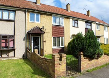 Thumbnail 3 bed terraced house to rent in Long Lynderswood, Basildon