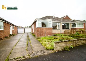 Thumbnail 2 bed semi-detached bungalow to rent in Manor Park Way, Lepton, Huddersfield