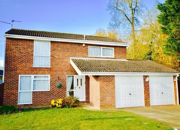Thumbnail 4 bedroom detached house to rent in Blake Court, Barton Seagrave, Kettering