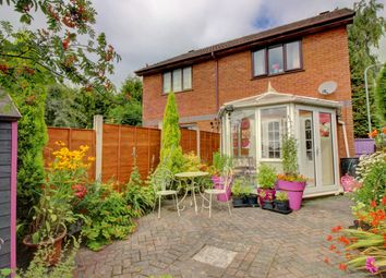 Thumbnail 2 bed semi-detached house for sale in Cherry Bank, Hednesford, Cannock