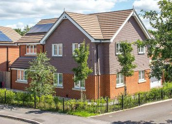 Thumbnail 5 bedroom detached house for sale in Garland Way, Totton, Southampton