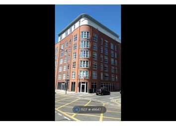 Thumbnail 3 bed flat to rent in Blenheim Court, Leicester