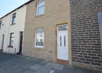 Thumbnail 1 bed terraced house to rent in Dorset Street, Rosegrove, Burnley
