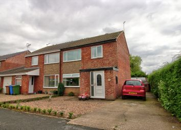 Thumbnail 3 bed semi-detached house for sale in Main Street, Broomfleet, Brough