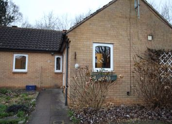 Thumbnail 2 bed bungalow to rent in Calewen, Two Mile Ash, Milton Keynes