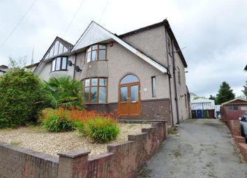 Thumbnail 3 bed semi-detached house for sale in Cog Lane, Burnley, Lancashire