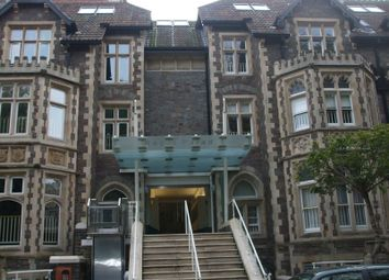 Thumbnail 1 bed flat to rent in Elmdale Road, Clifton, Bristol