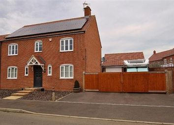 Thumbnail 4 bed detached house for sale in Cheesemans Green Lane, Kingsnorth, Ashford