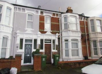 Thumbnail 5 bed terraced house to rent in Liss Road, Southsea