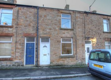 2 bed terraced house for sale in John Street, Blackhill, Consett DH8