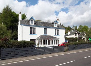 Thumbnail 5 bed detached house for sale in Main Street, Lochearnhead, Perthshire