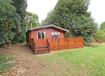 Thumbnail 2 bed detached bungalow for sale in Church Lane, Fritton, Great Yarmouth