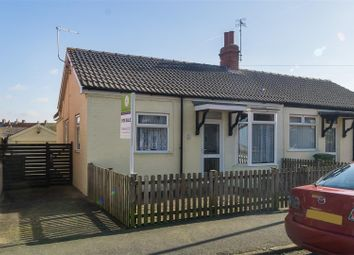 Thumbnail 2 bed semi-detached bungalow for sale in Lee Avenue, Withernsea