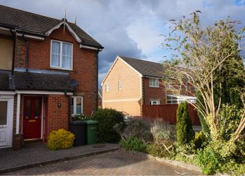 Thumbnail 2 bed end terrace house to rent in Old School Road, Liss