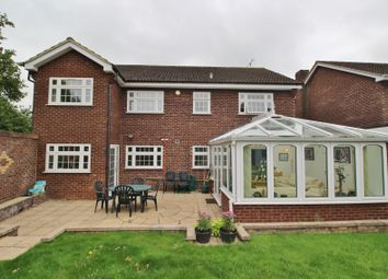 Thumbnail 5 bedroom detached house for sale in Southfield Way, St.Albans