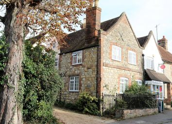 Thumbnail 4 bed semi-detached house for sale in Upper Church Street, Cuddington, Aylesbury