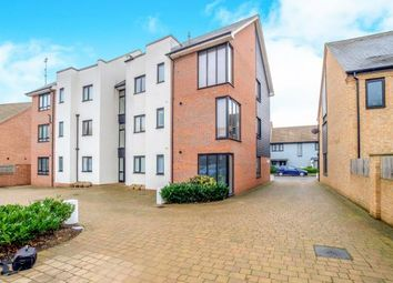 Thumbnail 2 bed flat for sale in Hawley Drive, Leybourne, West Malling