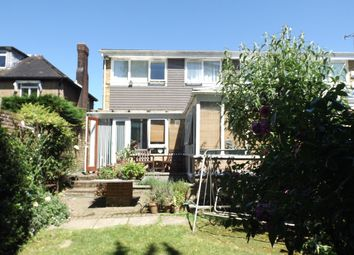 Thumbnail 4 bed semi-detached house for sale in Montalt Road Woodford Green, London, London