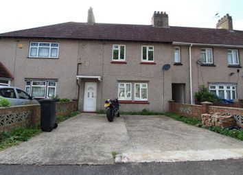 Thumbnail 3 bed terraced house to rent in West Road, Romford, Essex