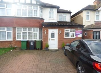 Thumbnail 5 bed property to rent in Balmoral Road, Watford