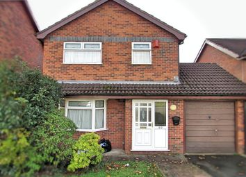 Thumbnail 4 bed detached house for sale in Crymlyn Parc, Skewen, West Glamorgan.
