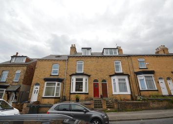 Thumbnail 3 bed terraced house for sale in Franklin Street, Scarborough