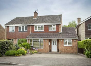 Thumbnail 4 bed semi-detached house for sale in Grange Rise, Codicote, Hertfordshire