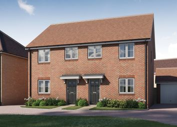Thumbnail 3 bed semi-detached house for sale in Tavistock Place, Bedford, Bedford