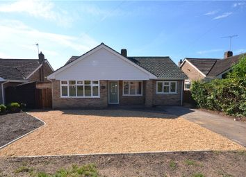 Thumbnail 3 bed detached bungalow for sale in Bell Lane, Blackwater, Surrey