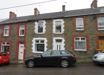 Thumbnail 3 bed terraced house for sale in Station Street, Newbridge, Newport