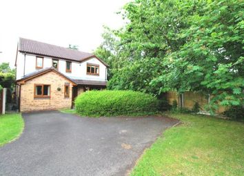 Thumbnail 4 bed detached house for sale in Goldcrest Close, Manchester, Greater Manchester