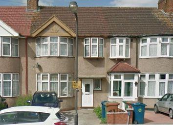Thumbnail 3 bed terraced house to rent in Malvern Gardens, Kenton