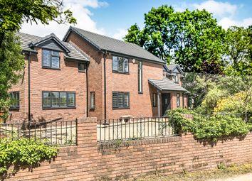 Thumbnail 4 bedroom detached house for sale in Moor Lane, Hawarden, Deeside