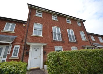 Thumbnail 3 bed town house to rent in Iona Walk, Rowhedge, Colchester