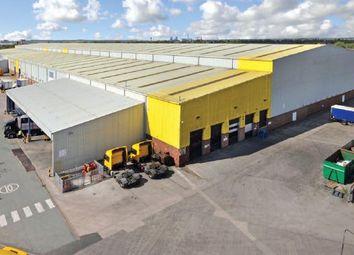 Thumbnail Light industrial to let in Warrington 379 Distribution Centre, Dallam Lane, Warrington, Cheshire