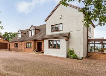 Thumbnail 5 bed detached house for sale in Cleghorn, Lanark