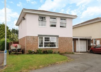 Thumbnail 4 bed link-detached house for sale in Grosvenor Place, Hereford