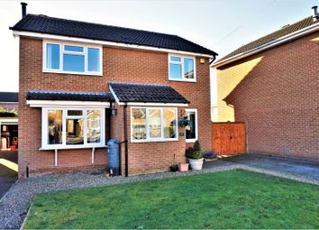 Thumbnail 4 bed detached house to rent in Bilsdale Grove, Knaresborough