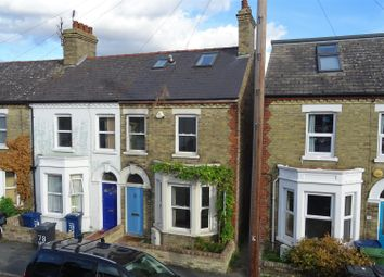 Thumbnail 4 bed end terrace house for sale in Hemingford Road, Cambridge