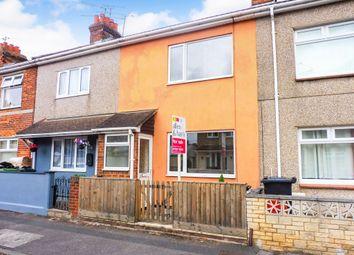 Thumbnail 2 bed terraced house for sale in Edinburgh Street, Swindon