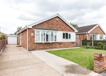 Thumbnail 2 bed detached bungalow for sale in Warden Close, Doncaster