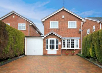 Thumbnail 4 bed detached house for sale in Meerbrook Close, Stoke-On-Trent