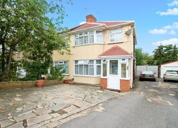 Thumbnail 3 bedroom semi-detached house for sale in Twyford Road, Harrow