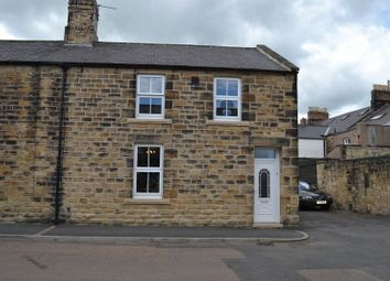Thumbnail 3 bed terraced house for sale in Queen Street, Alnwick
