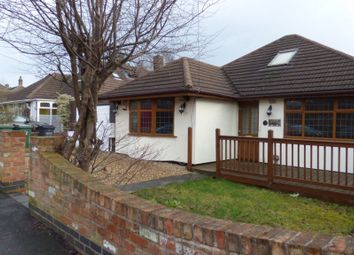 Thumbnail 4 bed detached bungalow for sale in Wayside Drive, Thurmaston