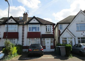 Thumbnail 3 bed semi-detached house to rent in Meadow Way, Wembley