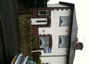 Thumbnail 1 bed semi-detached house to rent in Grafton Road, West Bromwich