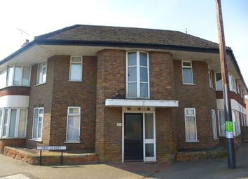 Thumbnail 2 bedroom flat for sale in Queensway, Mildenhall, Bury St. Edmunds