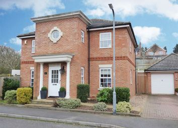 Thumbnail 4 bedroom detached house for sale in Fusilier Way, Weedon, Northampton